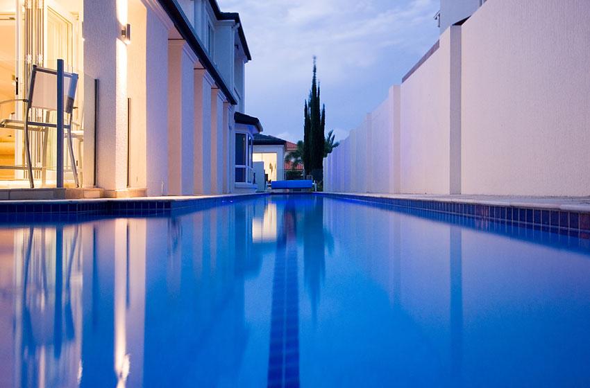 Custom Glass Semi Frameless Pool Fence